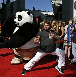 Kung Fu Panda DVD released in Hollywood -- china.org.cn
