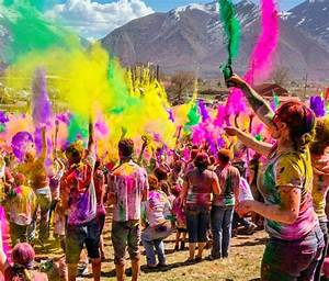 Holi festival grows in popularity across various cultures ...