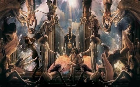 God Of War Desktop Wallpaper Image Dessins Mythologie Grecque Photo N35