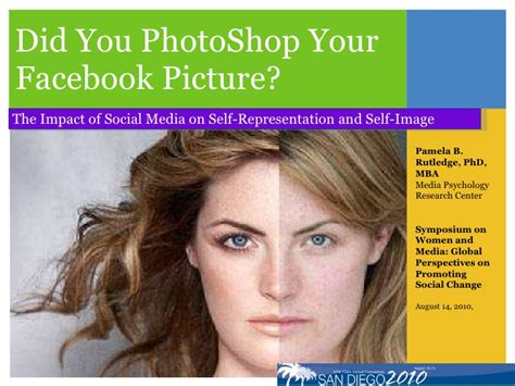 The Impact Of Social Media On Womens Self Image And Self