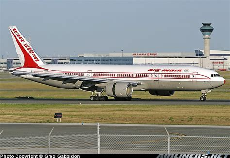 enjoy aircrafts used by air india