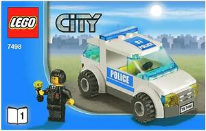 Image Gallery lego city police car