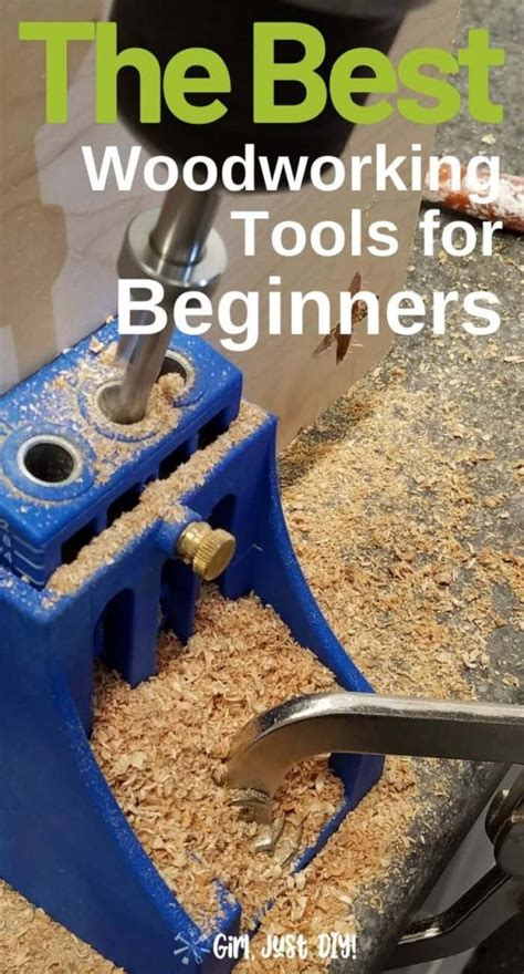 woodworking tools  beginners girl  diy