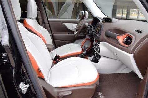 jeep renegade interior orange interiors count ward s 10 best interiors for 2015
