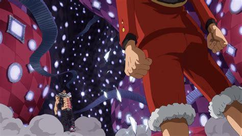piece luffy  katakuri fight begins episode