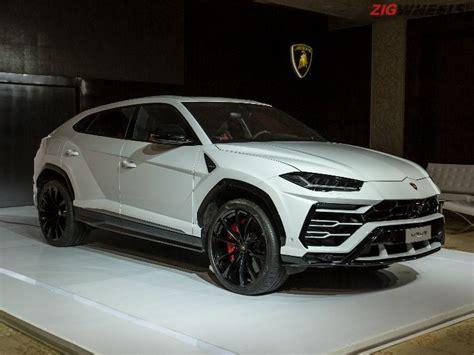 Lamborghini Urus 'super' Suv Launched In India