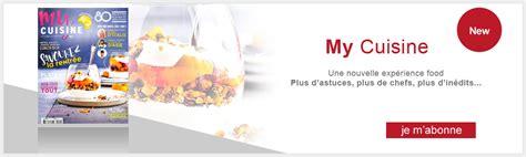 abonnement cuisine abonnement magazine cuisine gallery of exceptional