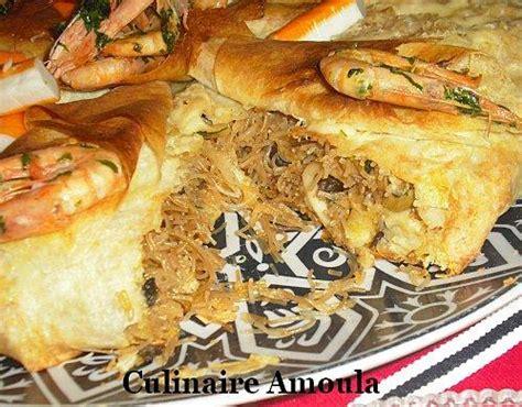 cuisine marocaine pastilla aux fruits de mer pastilla aux fruits de mer paperblog
