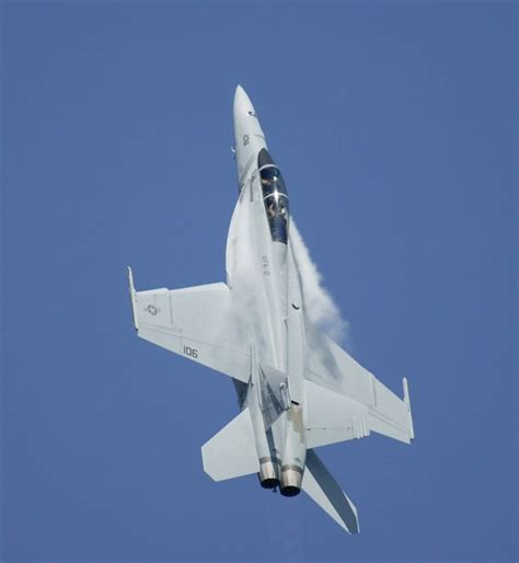 F-18f Super Hornet At The Dayton Airshow