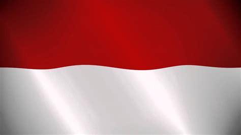 animasi bendera merah putih hd youtube