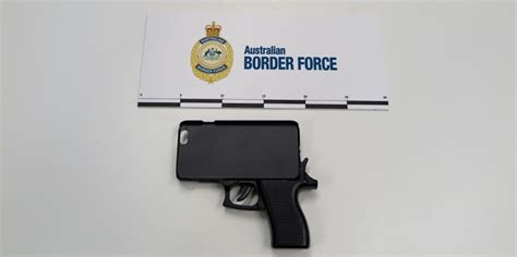why does my phone say mobile network not available border stop bringing gun shaped phone cases into