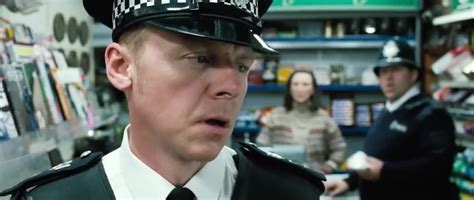 phrases from hot fuzz yarn get a look at his arse hot fuzz 2007 video
