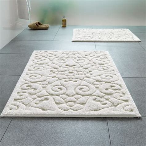nice bathroom rugs images  pinterest