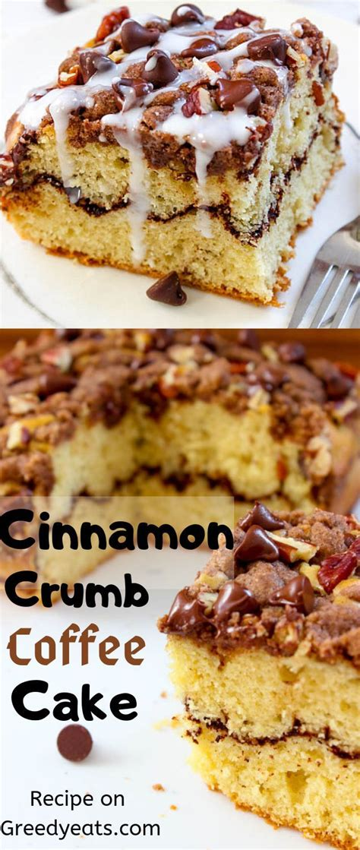 cinnamon coffee cake recipe breakfast brunch cake
