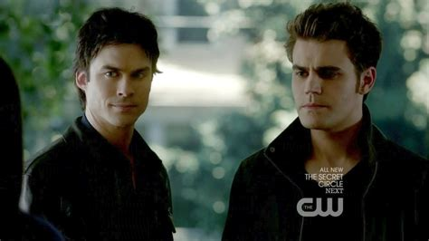 vire diaries damon and stefan the vire diaries saison 7