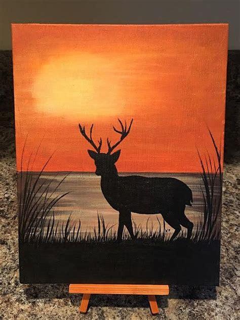 easy paintings  animals  beginners