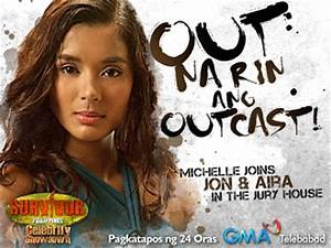 "Michelle Madrigal voted out in ""Survivor Philippines ..."