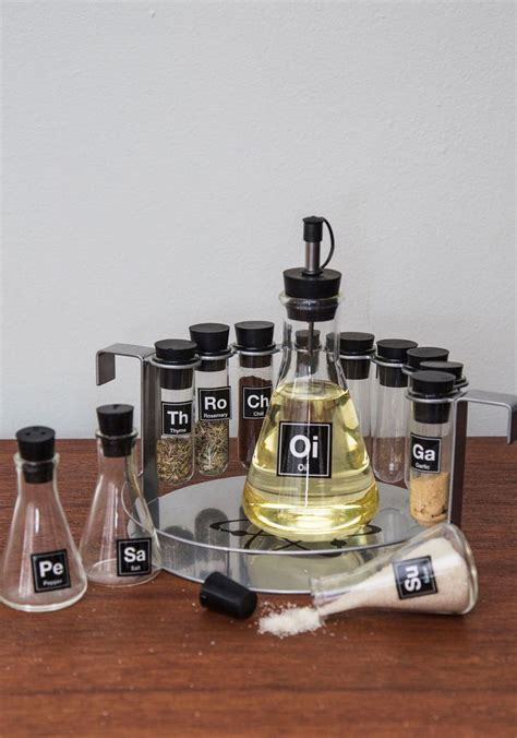 Scientific Spice Rack by 1000 Images About Gift Ideas For Geeks Of All Ages On