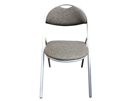 chaise de bureau pliante chaise visiteur pliantes grise d 39 occasion adopte un bureau