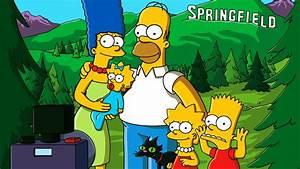 Papéis de parede de Os Simpsons para computador