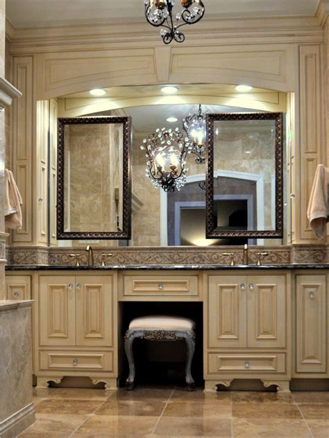 Two Vanities In Bathroom - 9 bathroom vanity ideas hgtv