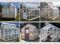 Beautiful Home Built Greenhouse Designs Photos