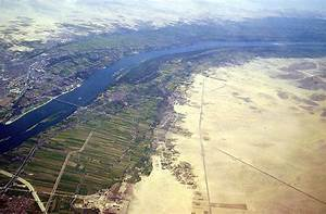 Geographic Setting, Hydraulic Civilization on the Nile