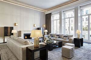 Inside The  U00a335m London Townhouse Designed By Armani
