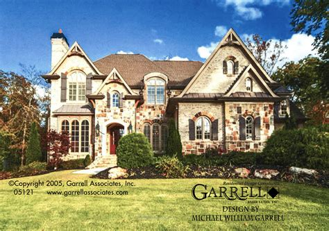luxury master suite floor plans cherbourg manor house plan house plans by garrell