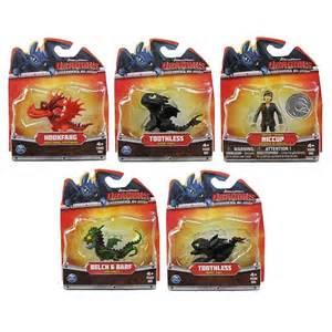 DreamWorks Dragons Mini-Dragon Mini-Figure Case - Spin