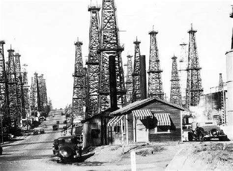 Kerosene L History by Expansion Plans In L A Rile Residents
