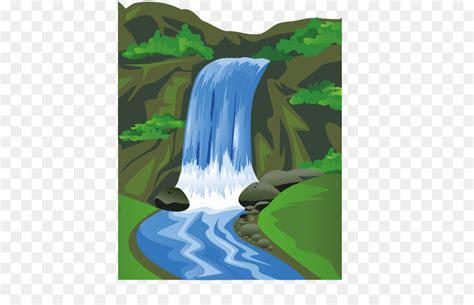 Waterfall Photography Euclidean Vector Clip Art