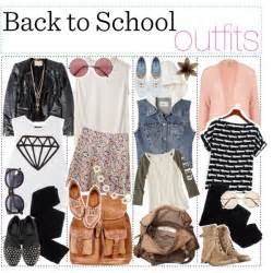 Cute Back to School Outfits Tumblr
