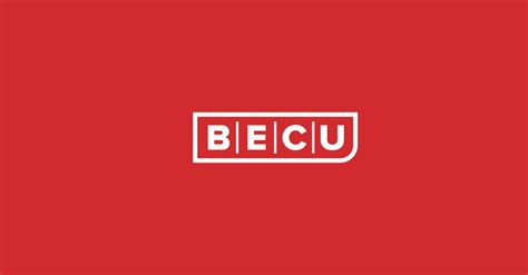 becu credit union banking credit cards home auto loans