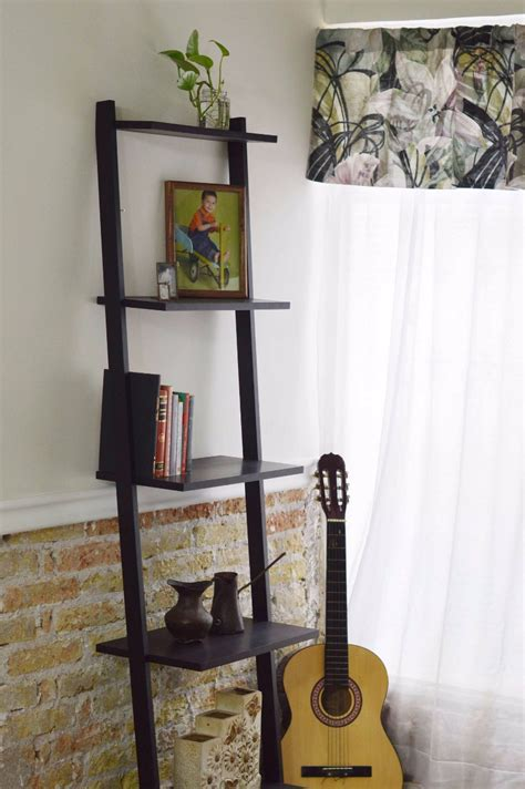 mueble librero escalera  repisas sala cocina recamara