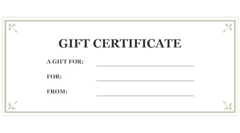 Automotive Gift Certificate Template Free by Gift Certificate Store Credit Hacker Warehouse