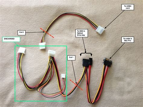 Molex Fuse Box by Molex To Sata Wiring Diagram Wiring Diagram