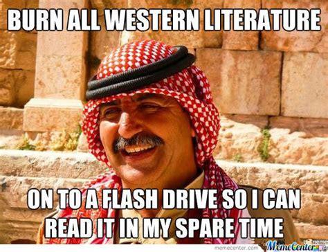 Middle Eastern Memes - misunderstood arab guy by mikelitoris meme center