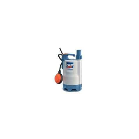 pompe eaux usées pompe de relevage eaux pluviales 0 55kw 260l min eaux