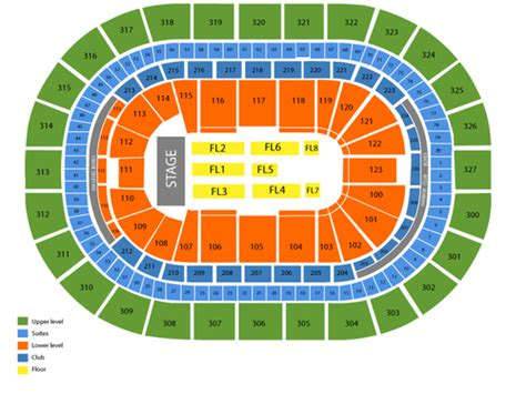 mumford and sons keybank arena keybank center seating chart events in buffalo ny