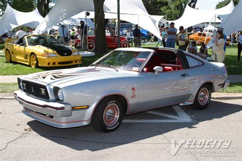 1978 Mustang Ii by 1978 Ford Mustang Ii King Cobra Related Infomation