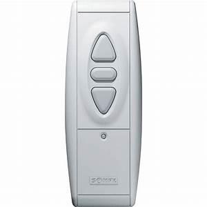 Commande Volet Roulant Somfy : t l commande 1 canal pour motorisation de volet roulant ~ Farleysfitness.com Idées de Décoration