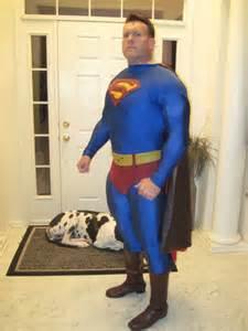 Superman Muscle Suit