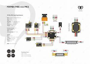 Is My Wiring Diagram Correct   Mamba F405 Mini Mk2  Tramp
