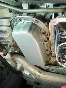 Bmw E36 3-series Automatic Transmission Fluid Change  1992
