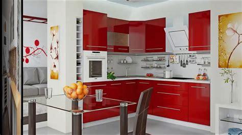 cocinas modernas pequenas diseno de interiores