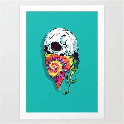 Hipster Prints Society6 Artwork