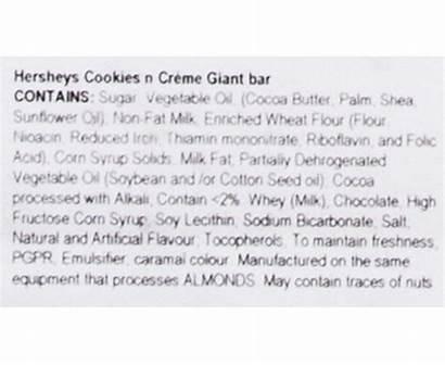 Giant Cookies Cream Bar Hershey 184g