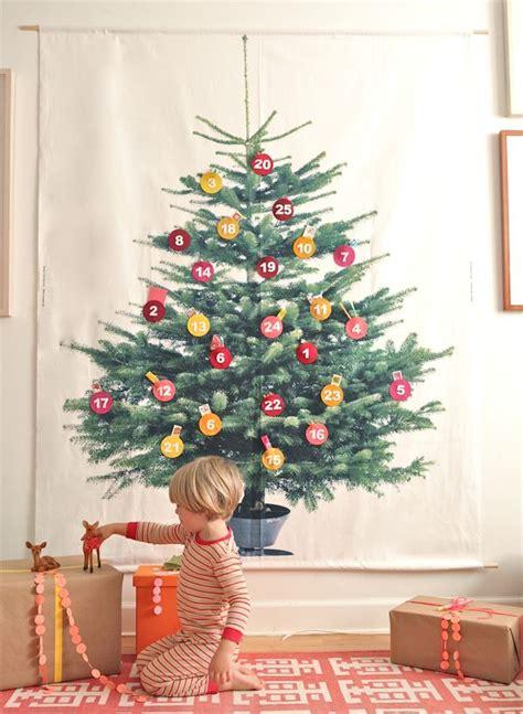 giant advent calendar diy