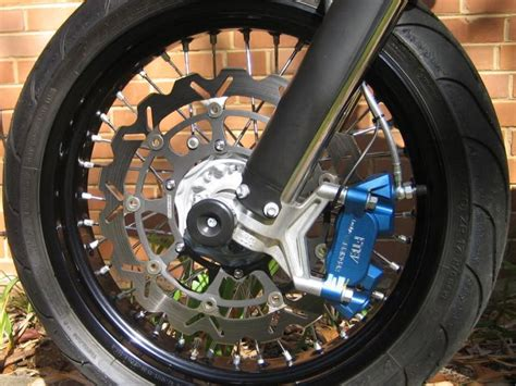 How To Upgrade Motorcycle Brakes